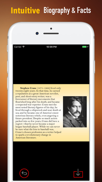 a biography of stephen crane an american writer