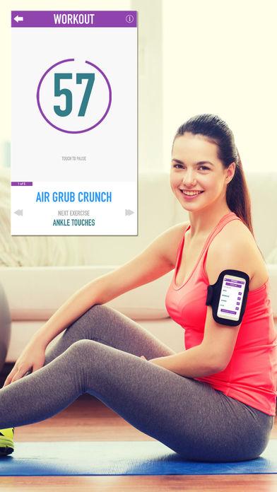 FitStreak Pro - Bodybuilding Tracker & Gym Workout Apps for iPhone/iPad screenshot