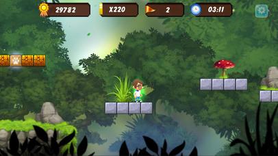 Jungle Boy : Super Platform World screenshot 4