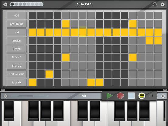 Beats & Keys Screenshots