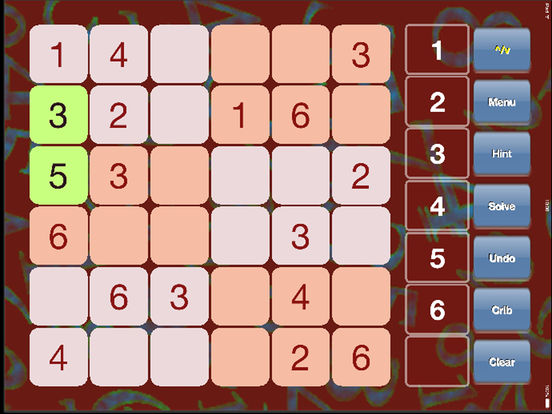 Sudoku Kid Lite iPad Screenshot 2