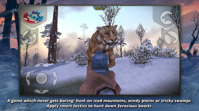 Screenshot #9 for Carnivores: Ice Age Pro