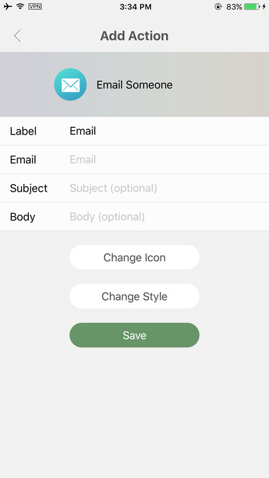 AirLaunch Pro . Launcher on Today Widget Screenshots