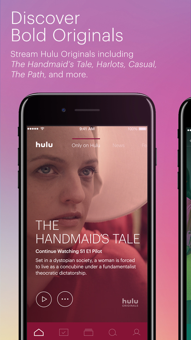 download Hulu: Watch TV Shows & Stream the Latest Movies apps 4