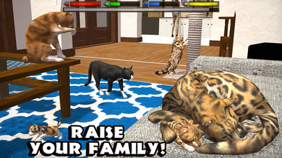 Ultimate Cat Simulator screenshot 4