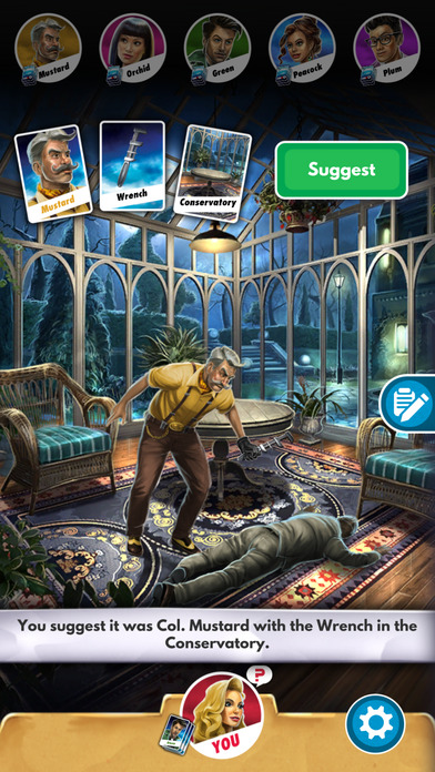 clue classic multiplayer