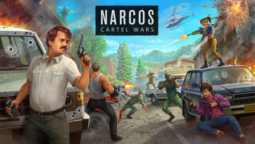 Narcos: Cartel Wars Screenshot