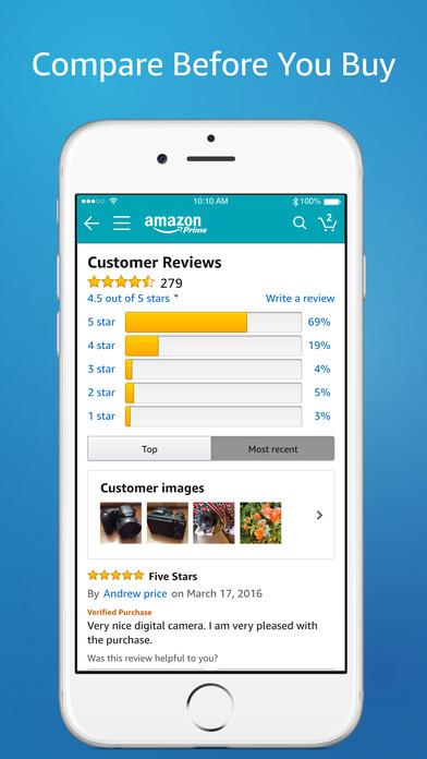 Amazon Mobile screenshot 4