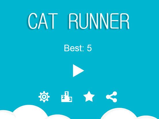 Cat Runner Pro Screenshots