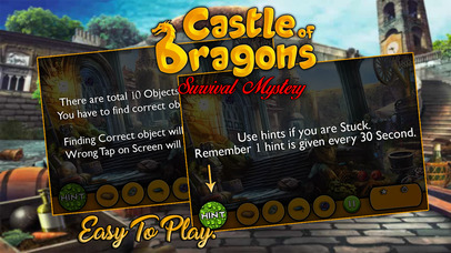 Castle of Dragons - Survival Mystery Pro screenshot 3