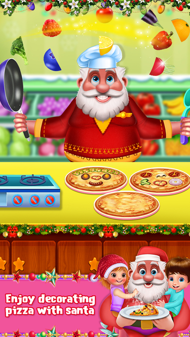 Santa's Restaurant Fun screenshot 3