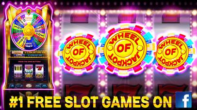 Screenshot 2 Rock N' Cash Casino Slots -Free Vegas Slot Machine