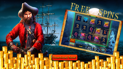 Screenshot 2 Pirates Gold Slots