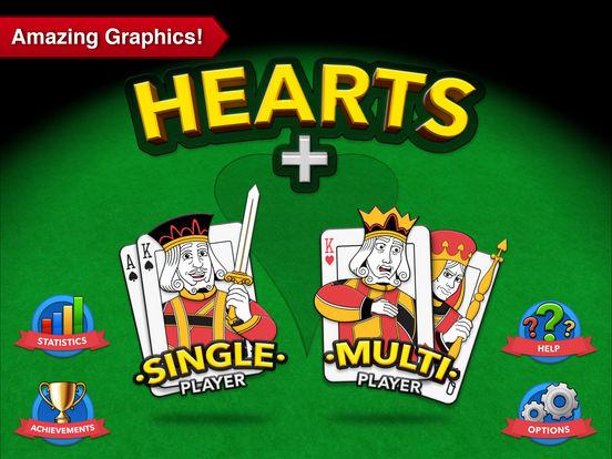 Hearts+ iPad Screenshot 2
