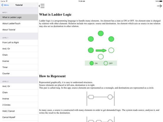 LadderTouch iPad Screenshot 3