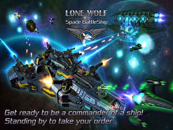 Battleship Lonewolf - Space TD Screenshots