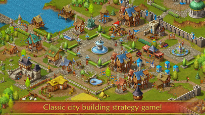 Townsmen Premium screenshot 1