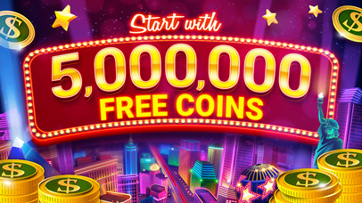Screenshot 1 High 5 Vegas Free Slots Casino
