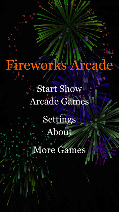 Fireworks Arcade screenshot 1