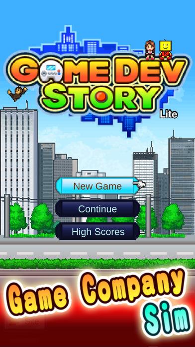 Game Dev Story Lite iPhone Screenshot 5