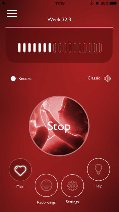 My Baby's Beat iPhone Screenshot 1