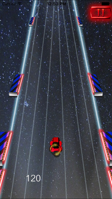Скриншот A Space Craft Pro: Super Racing in galaxy