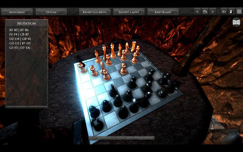 3D Super Chess Screenshots