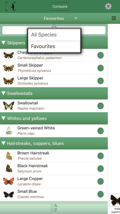 Butterflies of Britain and Ireland iPhone Screenshot 5