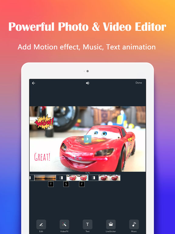 Live Collage Pro-Photo Collage Maker&Photo Editor Screenshots