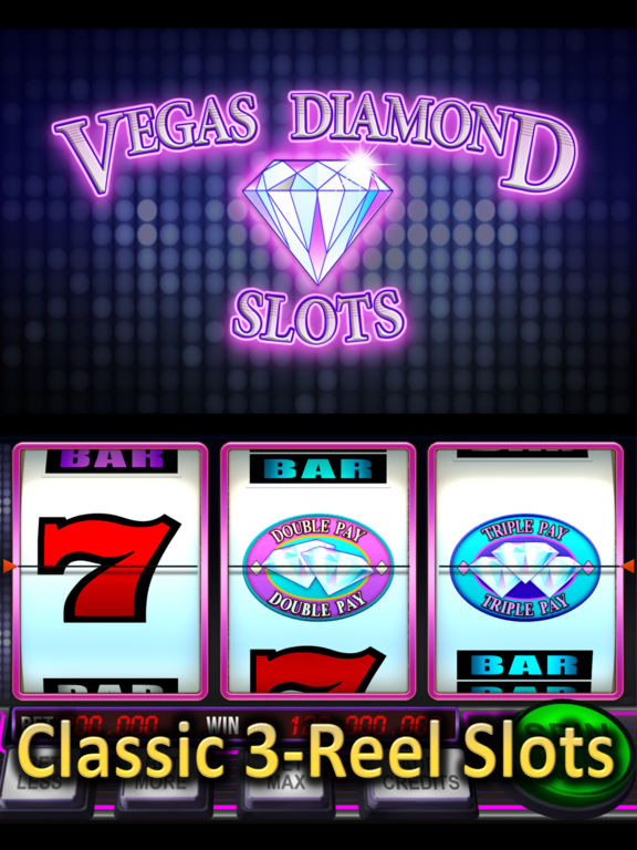 Vegas Diamond Slotsscreeshot 1