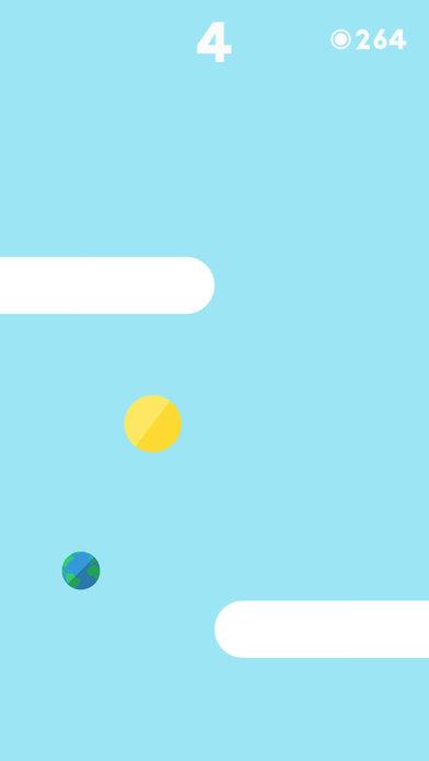 4 Blocks - A Simple Endless Arcade Game Screenshot
