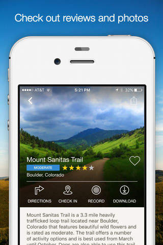 AllTrails: Hike, Bike & Run screenshot 2