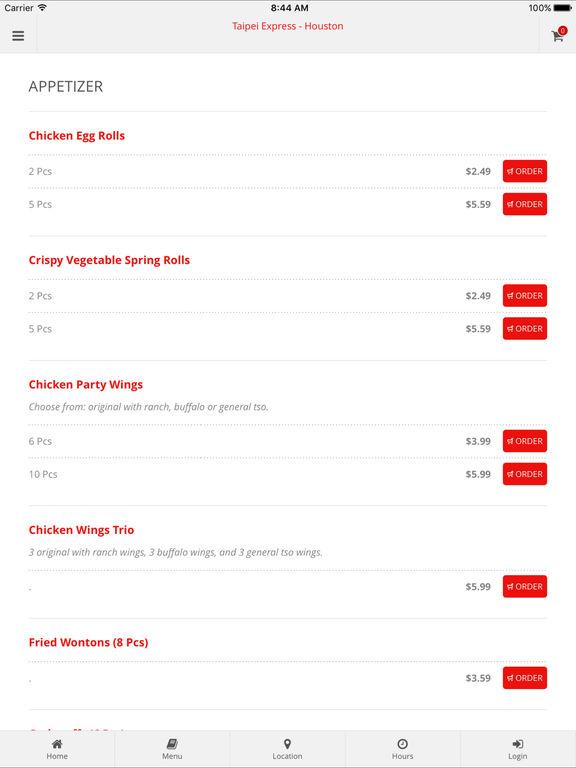 App shopper taipei express houston food drink for Aka japanese cuisine houston