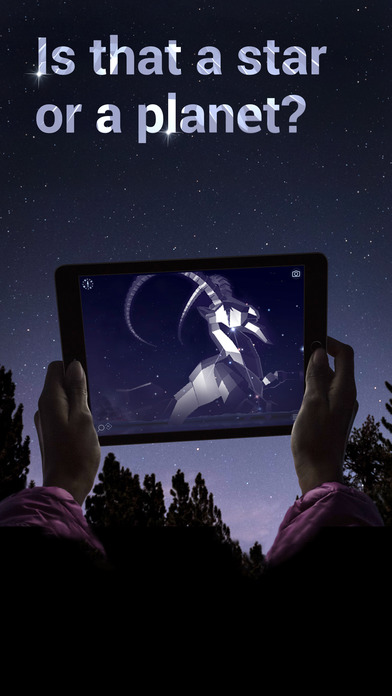Star Walk 2 Night Sky Map: Watch Stars and Planets Screenshot