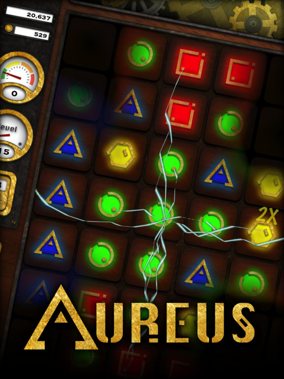 Aureus Screenshots