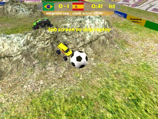 World Hummer Football 2010 iPad Screenshot 4