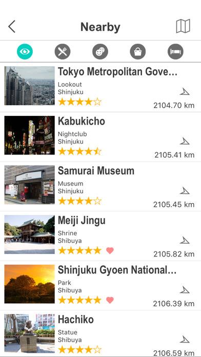 Tokyo Street Map Offline screenshot 4