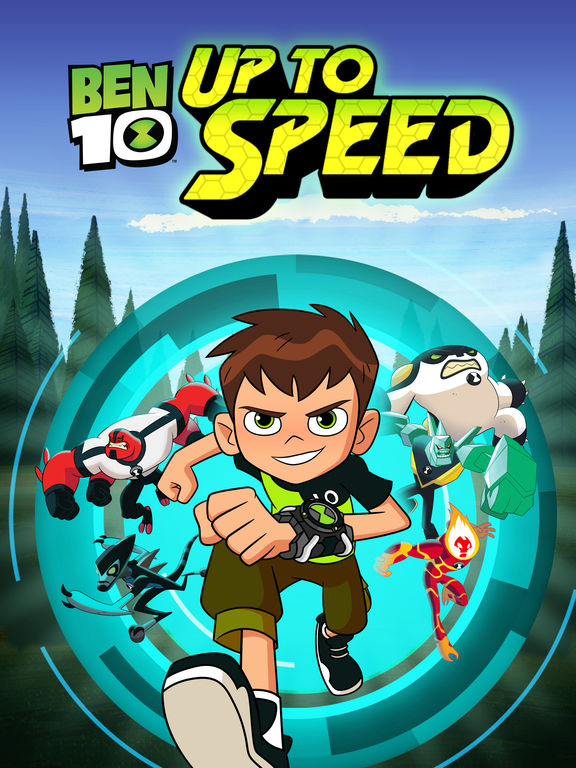 Ben 10: Up to Speed – Omnitrix Runner Alien Heroes Screenshots