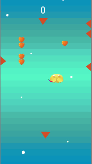 App shopper tiny jelly fish sea float games for Fishing for floaters game