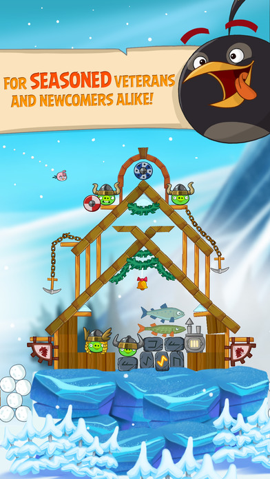 Angry Birds Seasons Screenshots