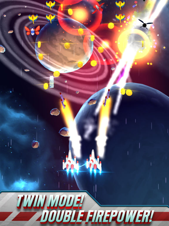 Galaga Wars Screenshots
