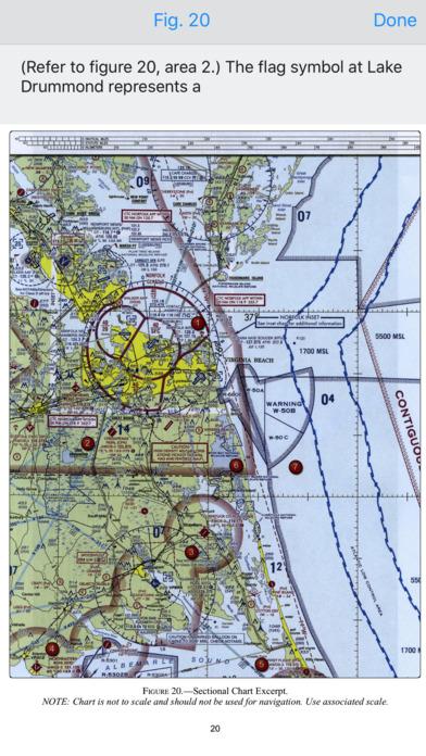 Study Buddy Test Prep (FAA Private Pilot) iPhone Screenshot 4