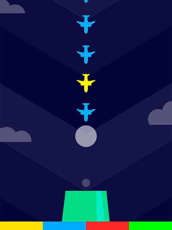 Colorful Planes Pro Screenshots