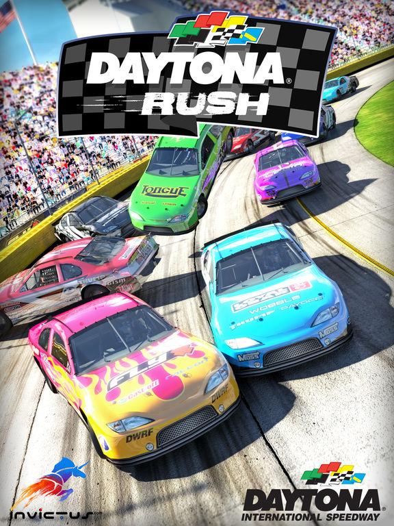 Daytona Rush на iPad