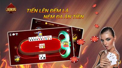 Screenshot 1 Joka – đấu trường game bai online