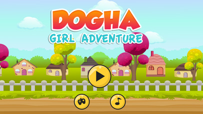 Dogha Girl Adventure - Games For Kids screenshot 1