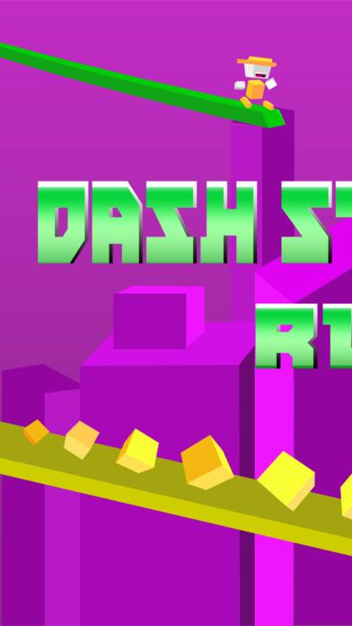 Screenshot #3 for Dash Striker Run - Tiny Switch Chameleon Color
