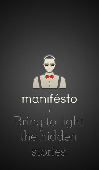 Manifesto – 的快速视频和语音录音机相机暂停并上传到YouTube或Facebook