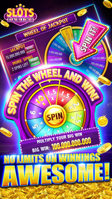 Screenshot 4 Slots Casino — Hot Vegas Casino Slots Games