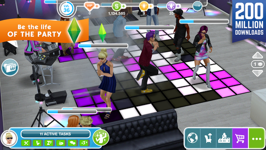 The Sims FreePlay hack tool Points